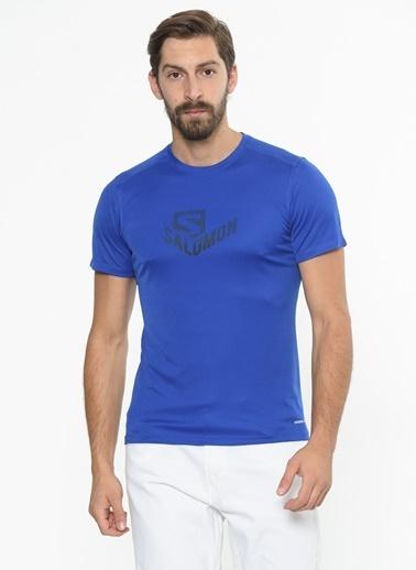 Salomon Tişört Mavi